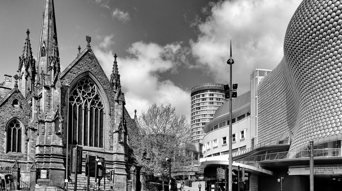 St Martin's Church & the Bullring | © Mac McCreery/Flickr