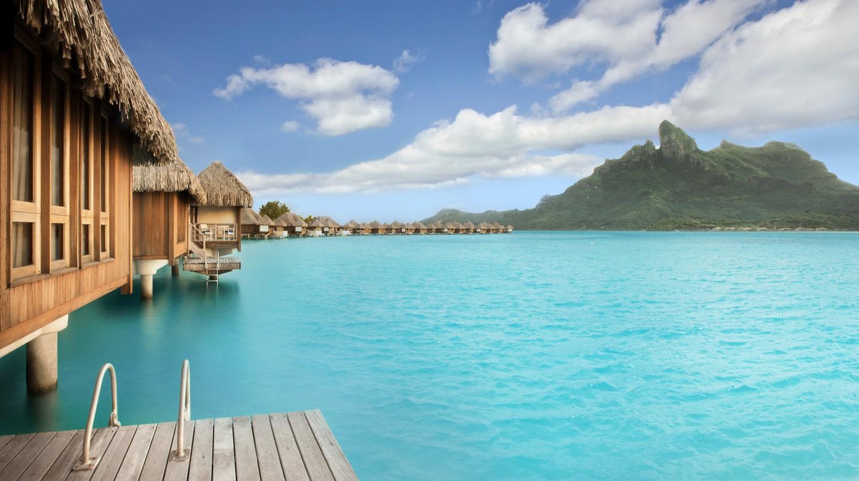 St Regis Resort Bora Bora | Photo Couresty of St Regis Resort