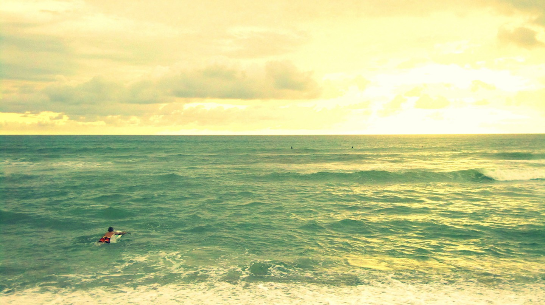 Sea | © Elade Manu/Flickr