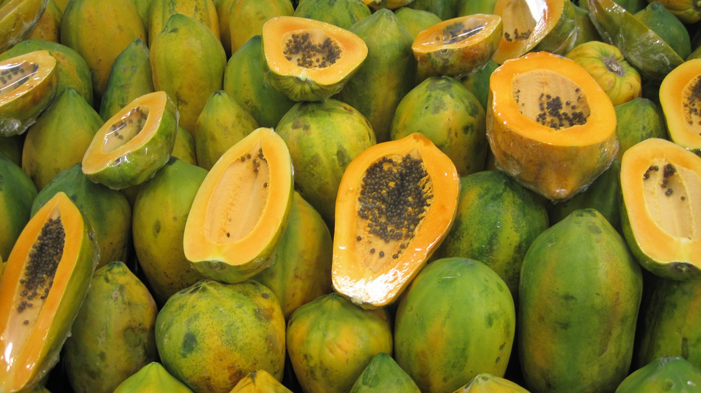 Papayas | © Luis Tamayo/Flickr