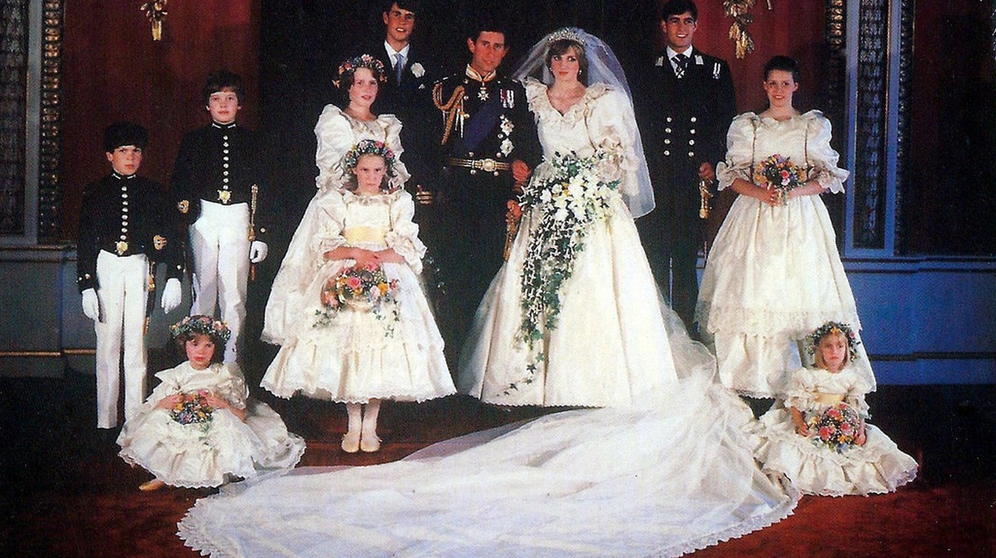 The Wedding Of Prince Charles & Princess Diana, Sovereign Series Royal Wedding 1981, No. 37 | © Joe Haupt/Flickr