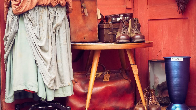 Thrift store/ ©Michael Gaida/Pixabay