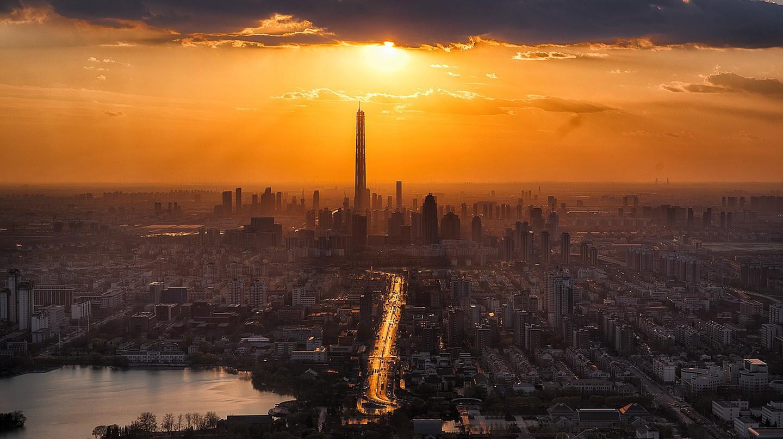 Tianjin | © asmuSe/Pixabay