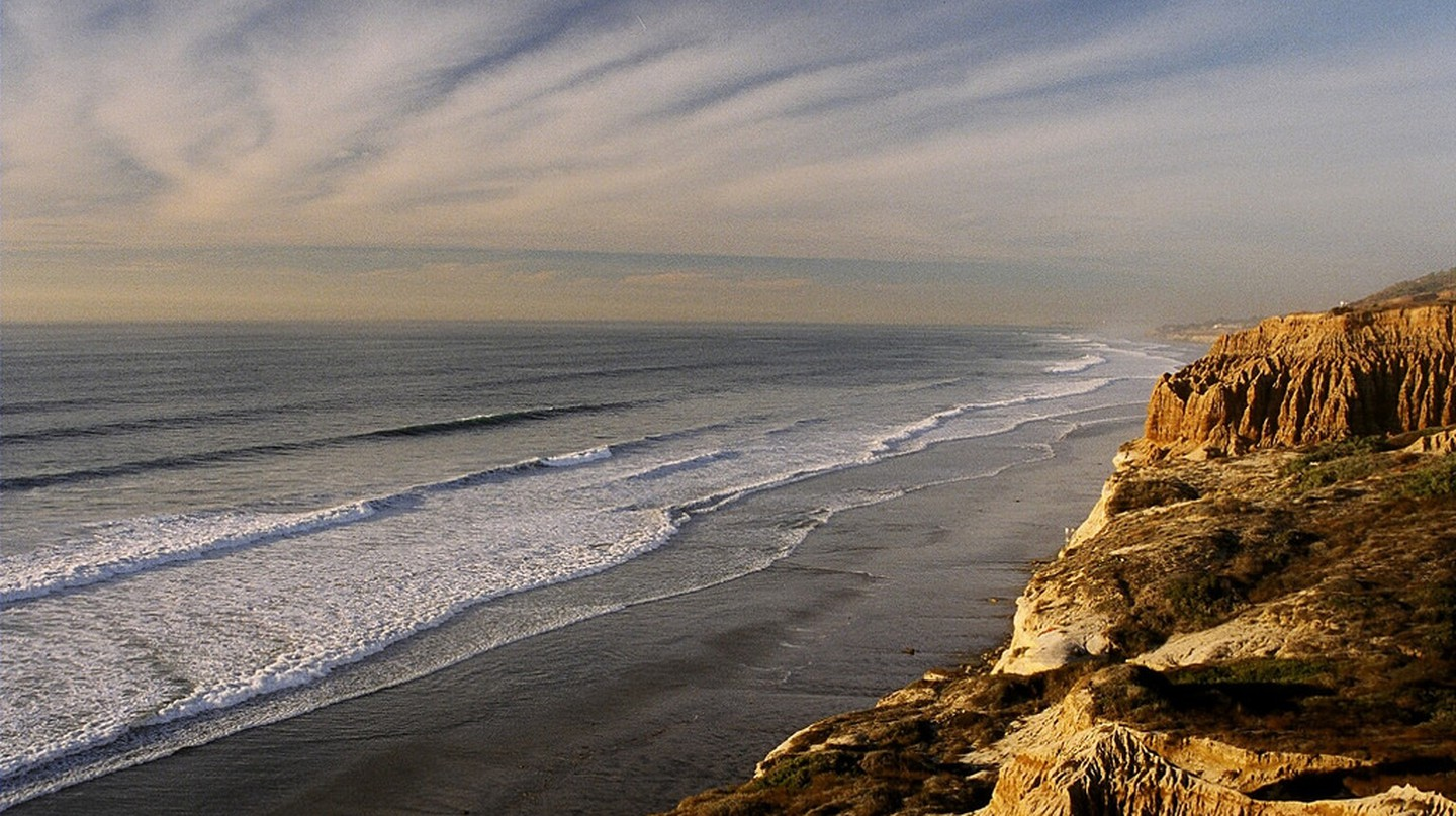 Torrey Pines State Natural Reserve | © Navin75/Flickr