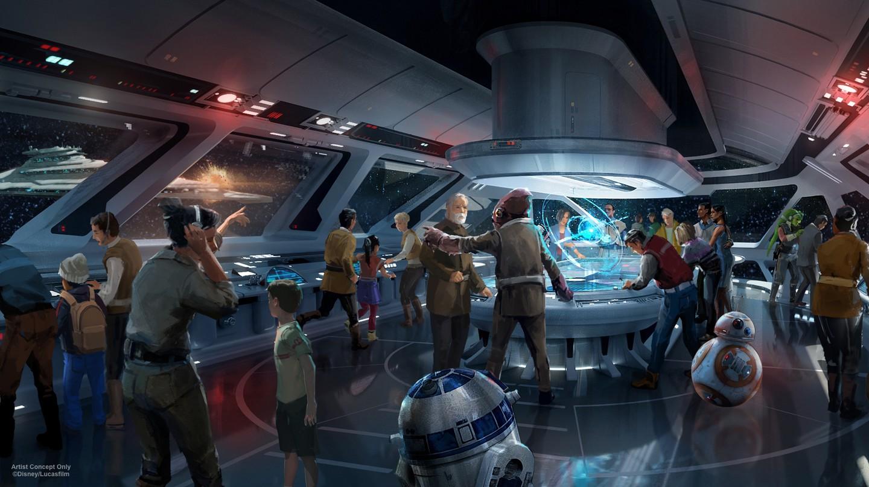 Star Wars Hotel | © Lucasfilm/Disney