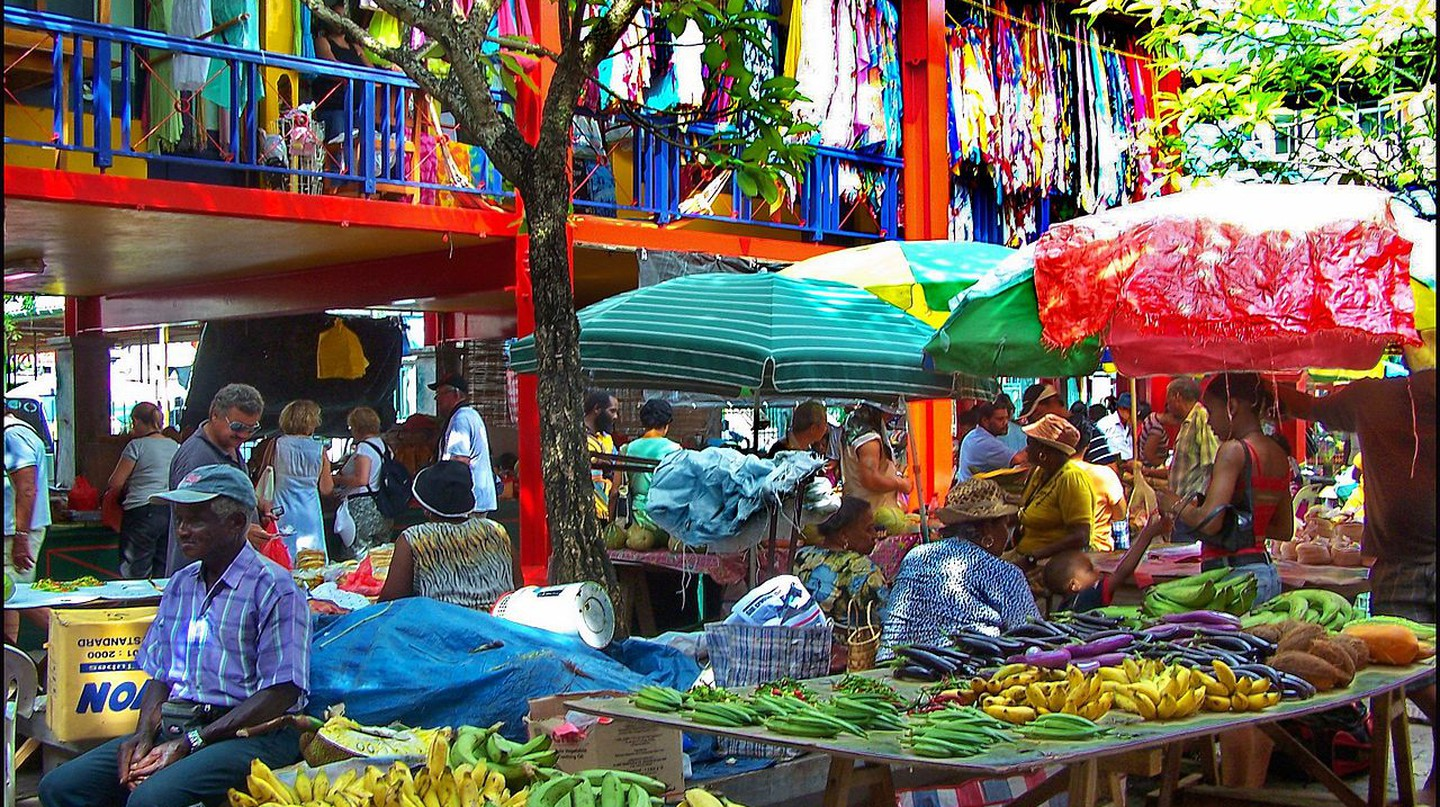 The essential guide to Sir Selwyn Selwyn Clarke market in Victoria Seychelles