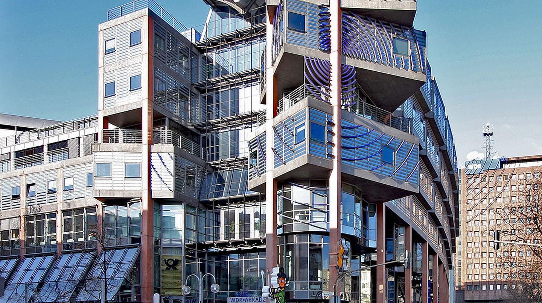 WDR Arkaden Köln