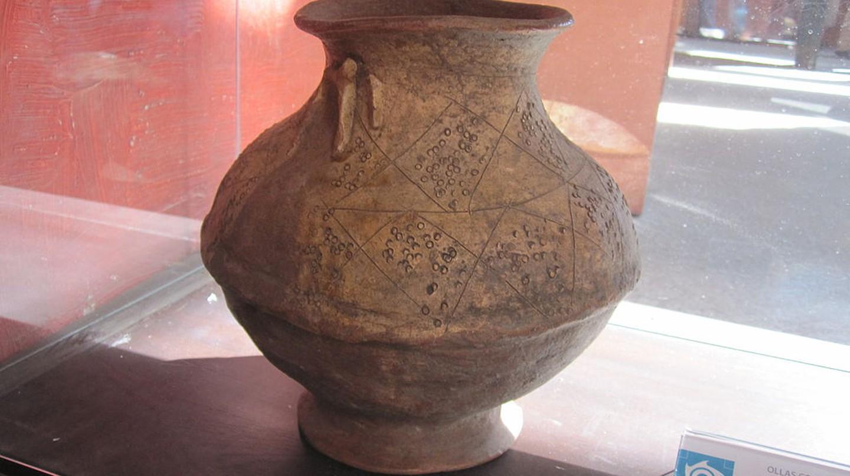 Cashaloma Pitcher, Museo de las Culturas Aborigenes, Cuenca   ©Jen /Wikicommons