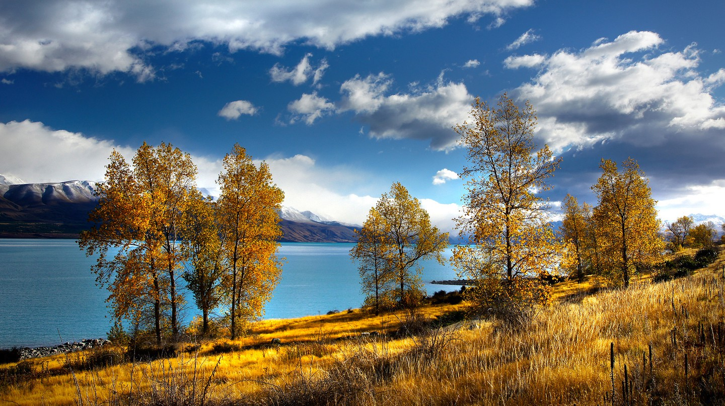 Lake Pukaki, New Zealand | © Bernard Spragg/Flickr