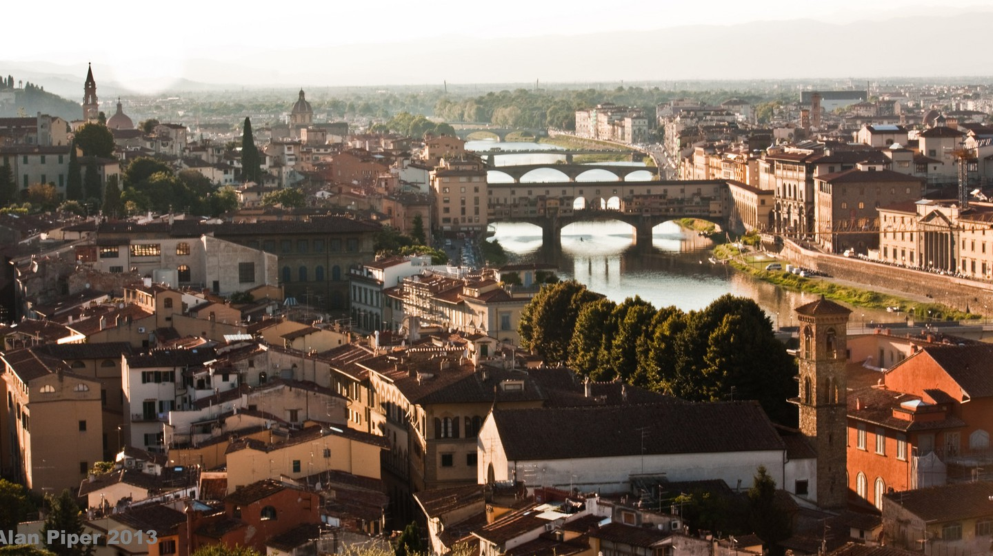 Florence|©PapaPiper/Flickr