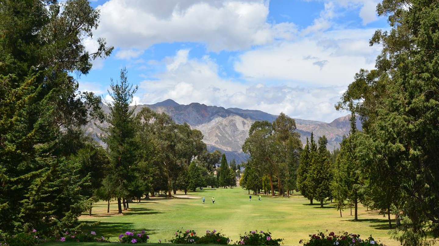 La Paz Golf Club | Courtesy of La Paz Golf Club