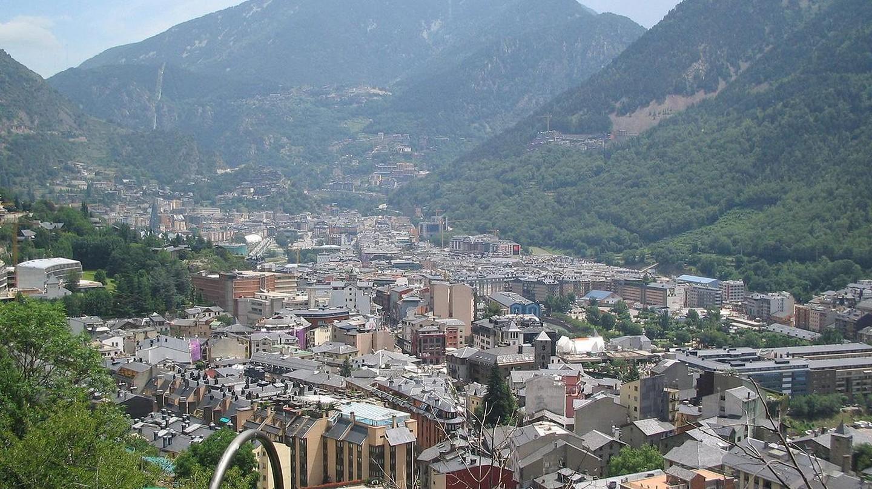 Andorra de la Vella   © Cserlajos/Wikimedia Commons