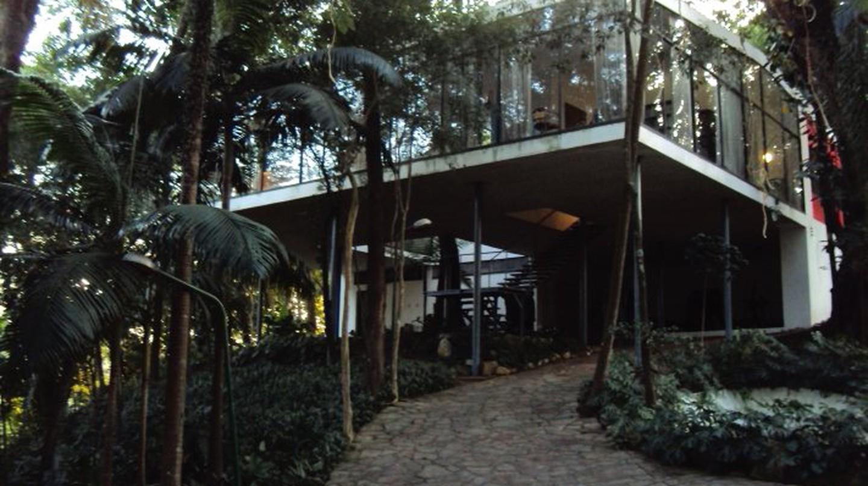 Casa de Vidro | Thiago Esperandio / Flickr