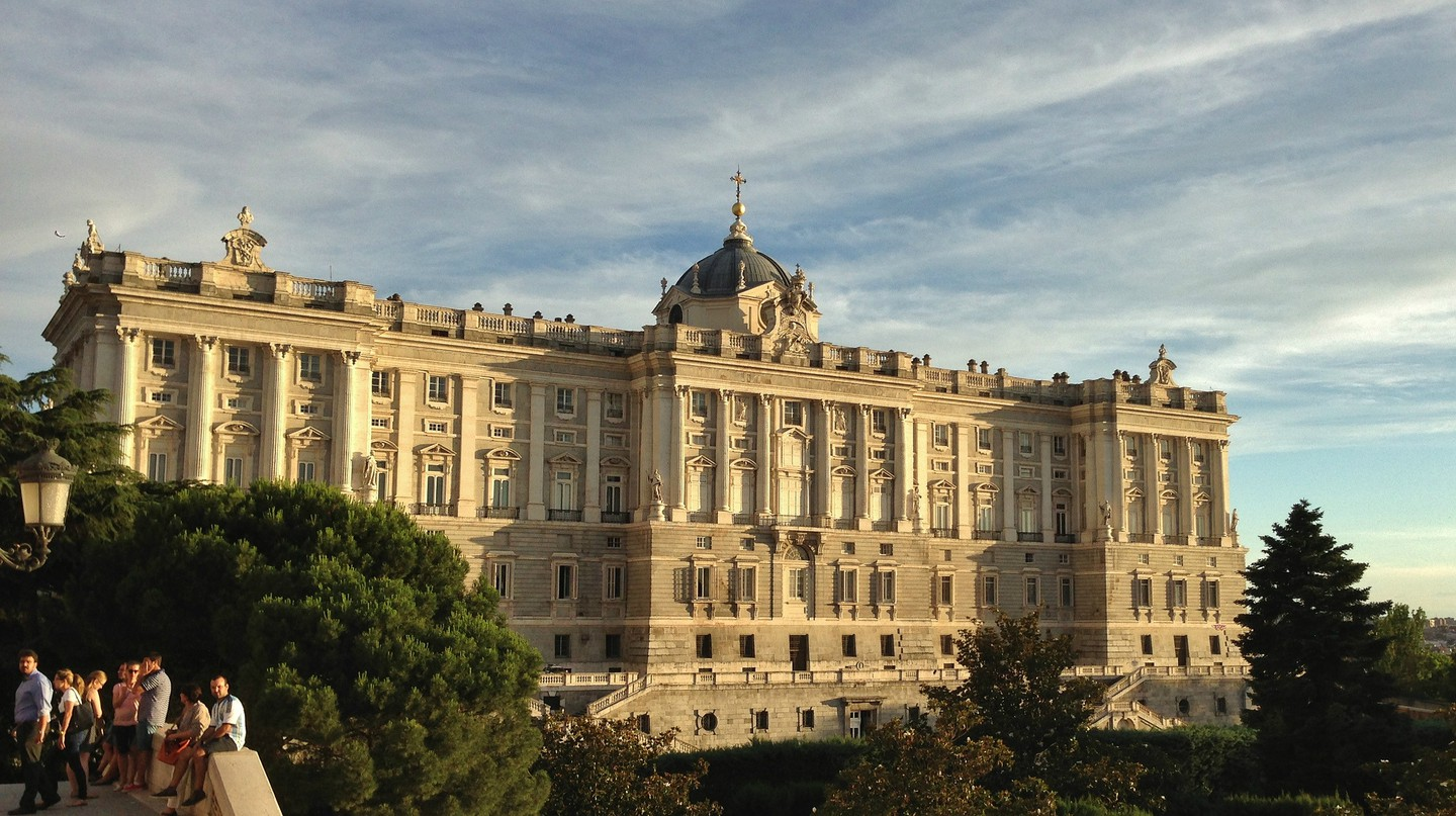Madrid's Royal Palace|©Eric Titcombe/Flickr