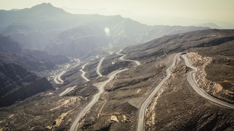 Jebel Jais   © Jaguar MENA/Flickr