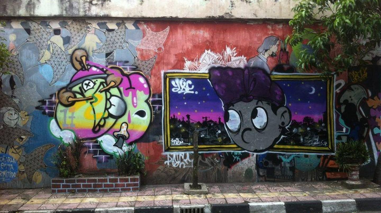 Street art by Doby | © Courtesy of Doby