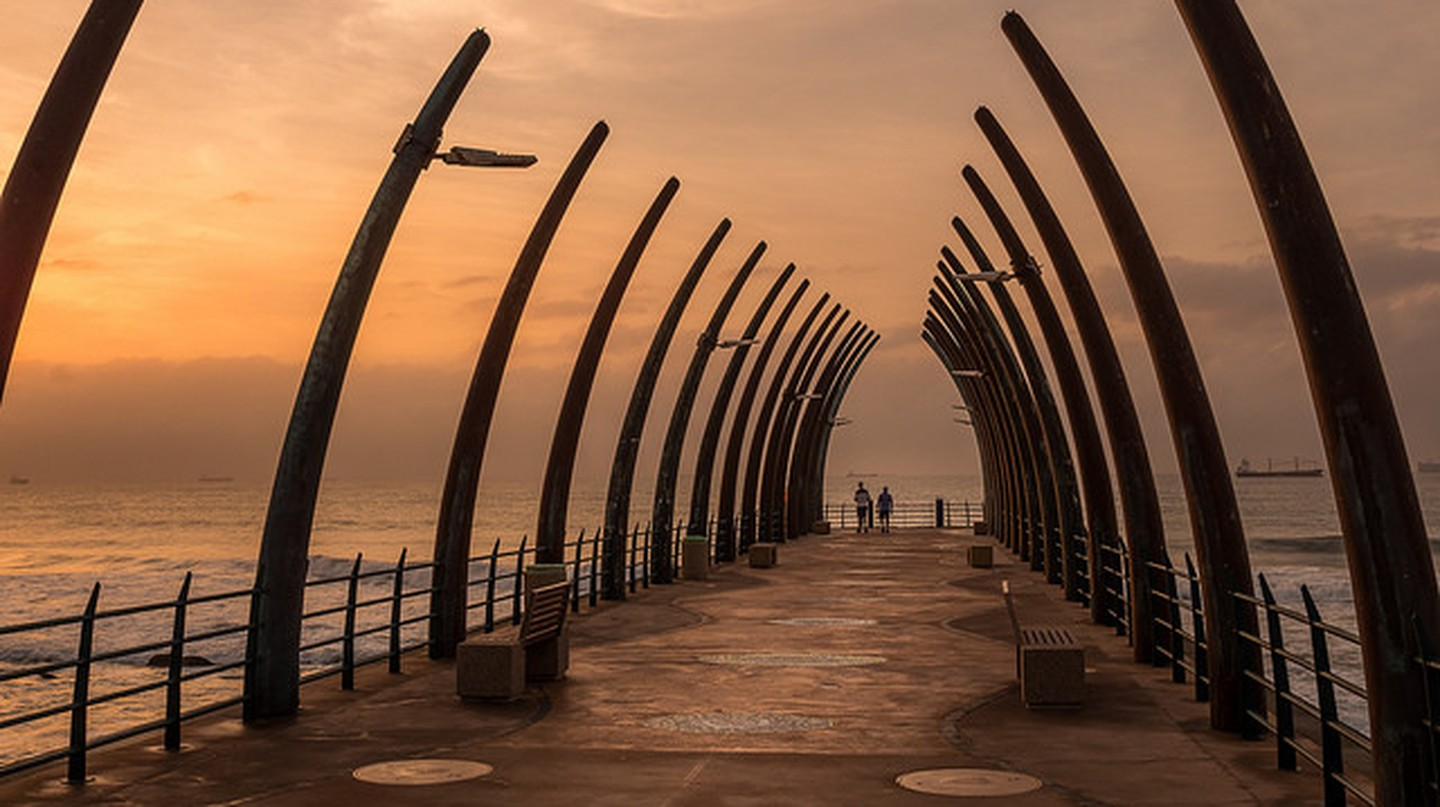 "<a href = ""https://www.flickr.com/photos/south-african-tourism/20519765281/in/album-72157656739425908/""> The whale bone pier 
