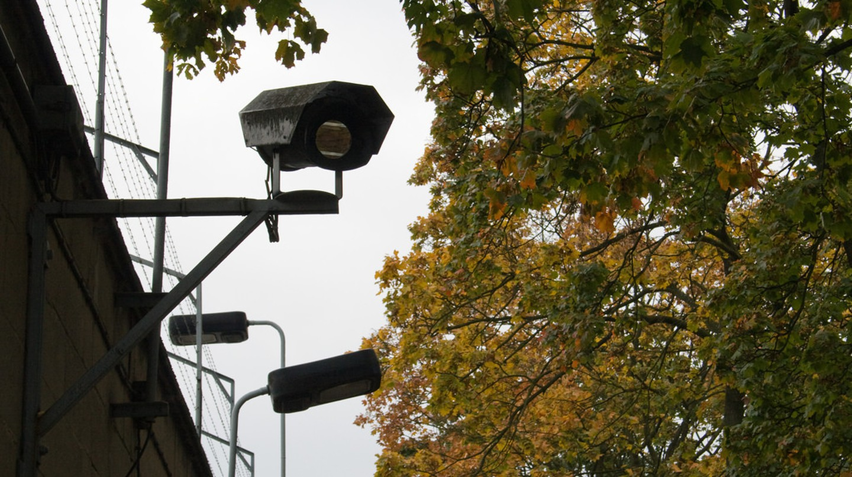 Surveillance from a Stasi prison | © Grégoire/Flickr