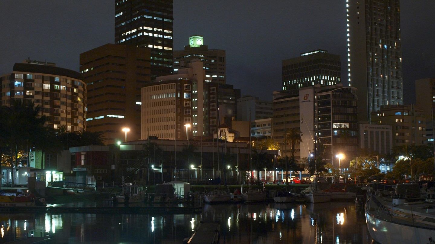 Durban by night | © Peter Chovanec/Flickr