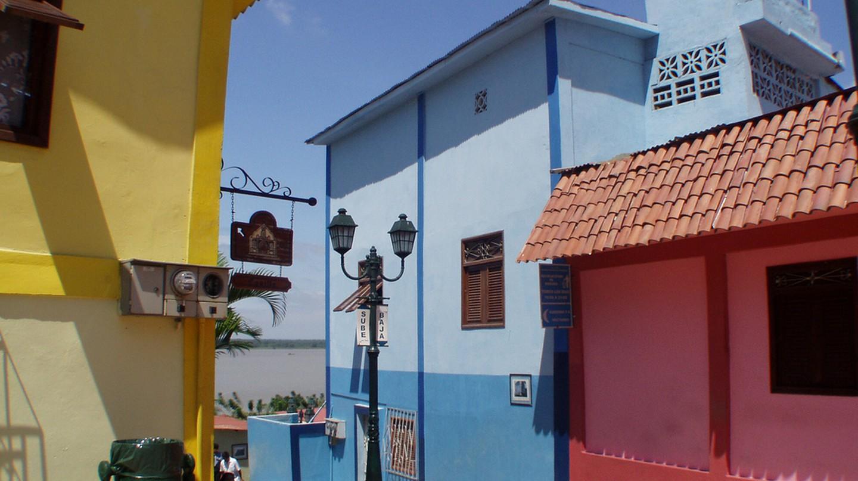 Las Peñas, Guayaquil   @Dan/Flickr