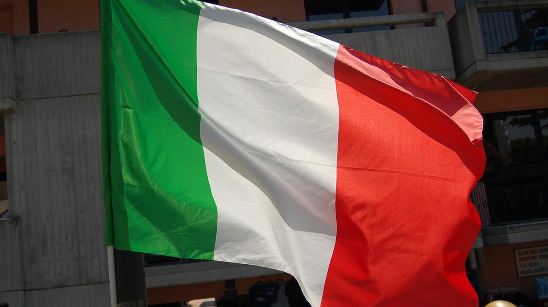 Italian flag | © Floris Oosterveld / Flickr