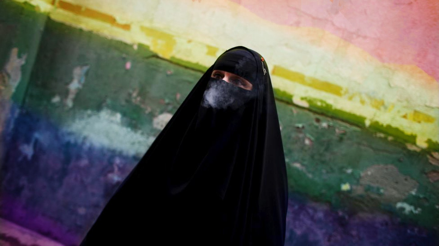 The 'Burka Ban' passed in Denmark with 75-30 votes