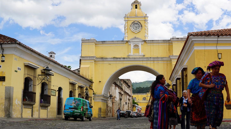 Antigua, Guatemala | © Luciagarciagon / Flickr