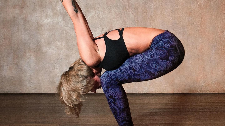 Yoga Pose   © Syed Shameel / Flickr