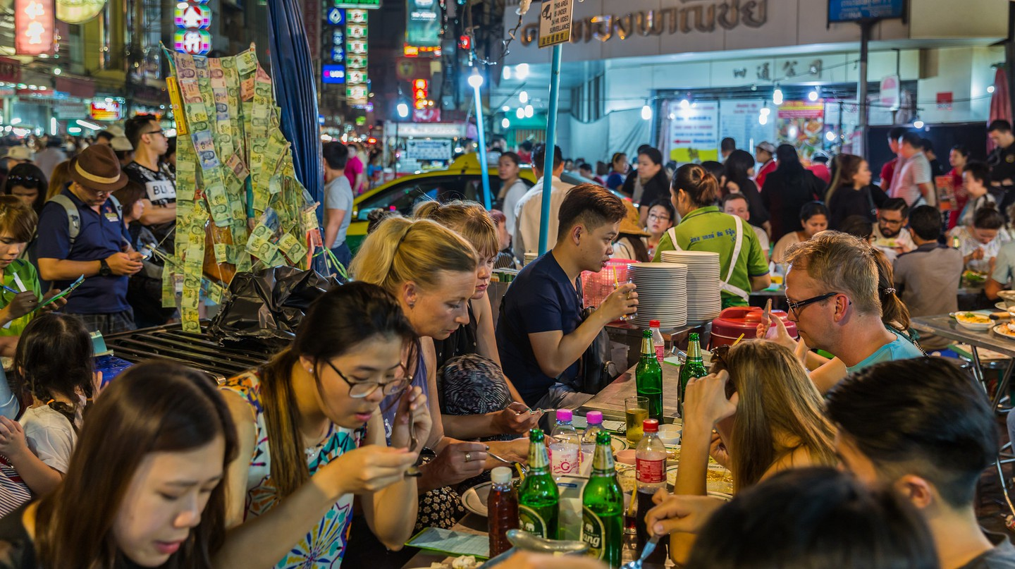 Street food in Bangkok | © Ninara / Flickr