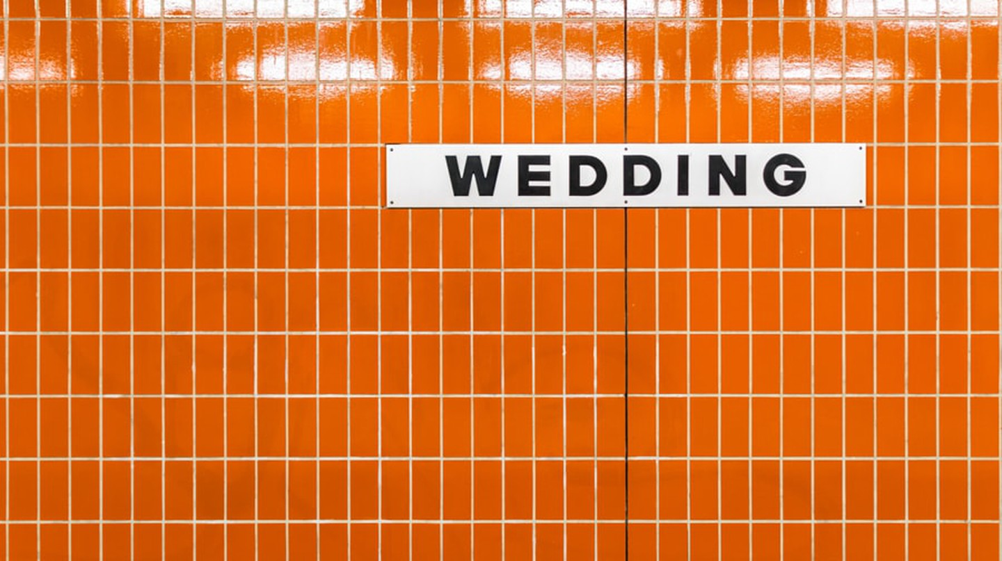 Wedding U-Bahn station I © Guido/Flickr
