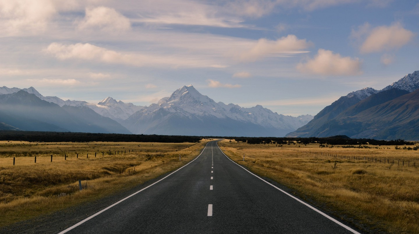 The road to Mt Cook | © Esmée Winnubst/Flickr