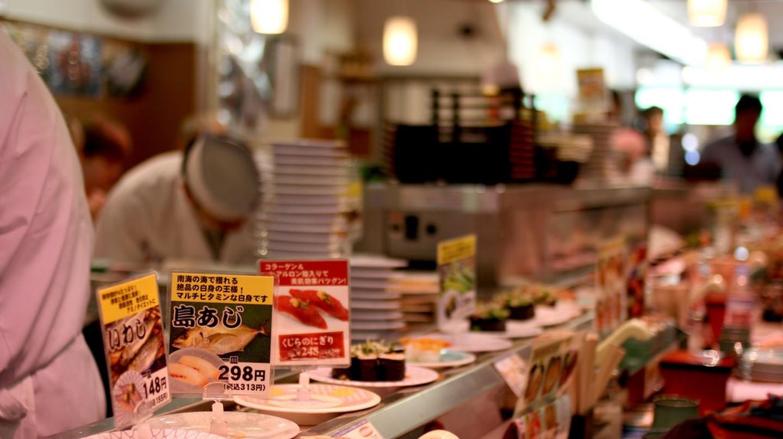 Sushi Zanmai   © Christian Kadluba/Flickr