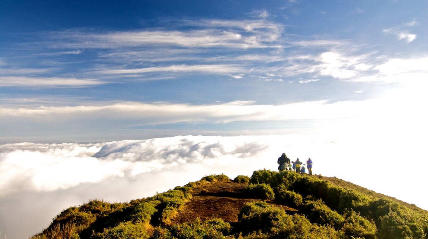 Atop Mt. Pulag | © Jojo Nicdao / Flickr