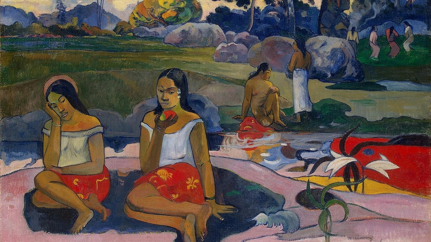 Paul Gauguin's Sacred Spring Sweet Dreams | © Gandalf's Gallery / Flickr