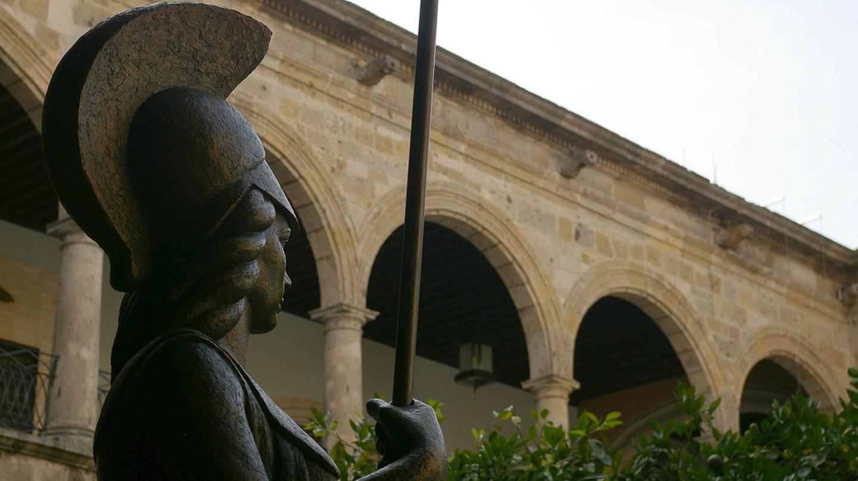 The Minerva Statue, Guadalajara | © Thomassin Mickael/Flickr