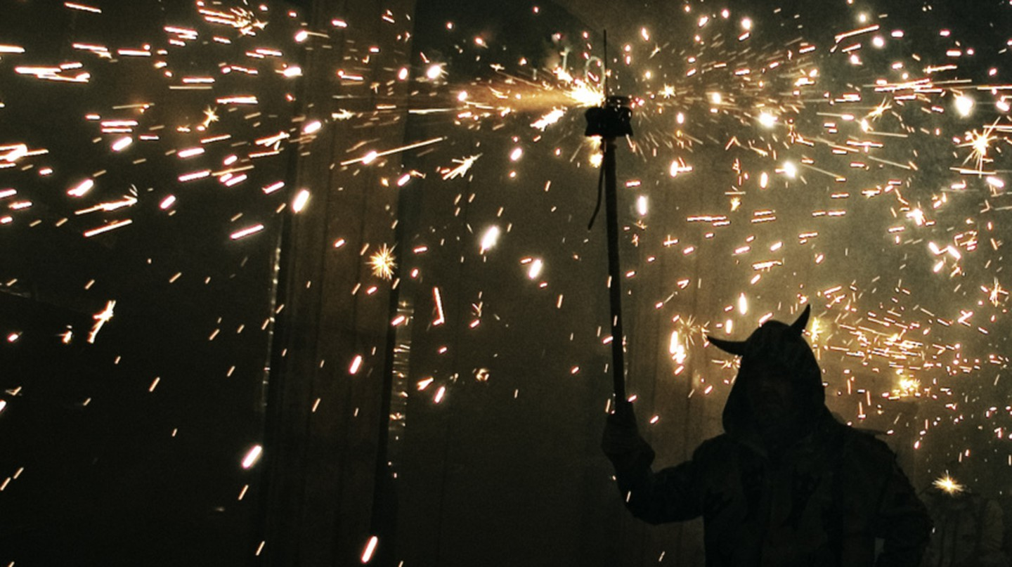 Correfoc I © Jacob Garcia/Flickr