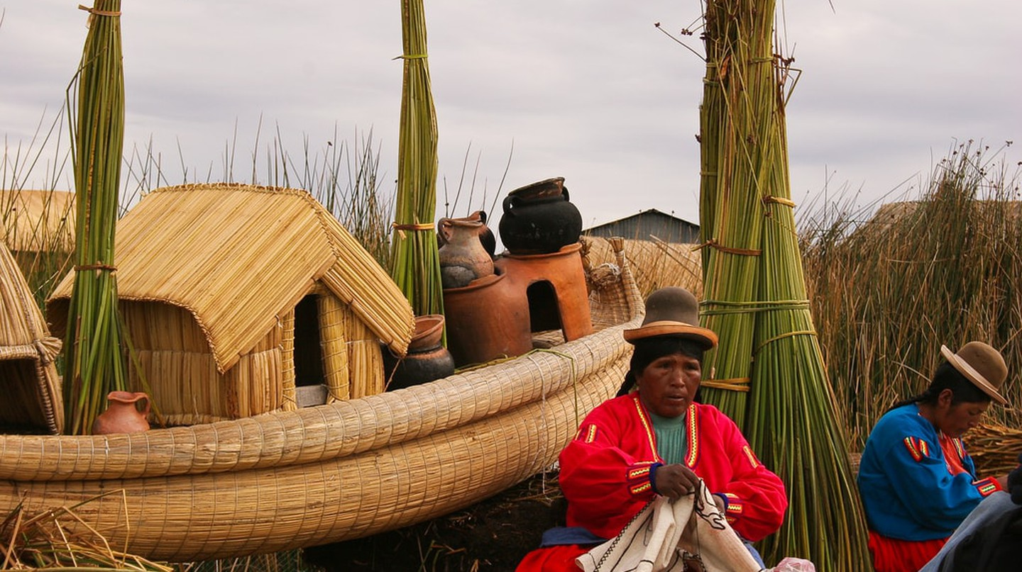 Lake Titicaca | © Danielle Pereira/Flickr