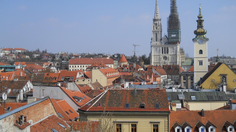 Zagreb | © David Holt/Flickr