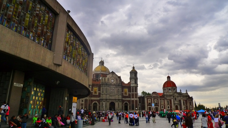 The Basilica de Guadalupe   © Nacho Pintos / Flickr