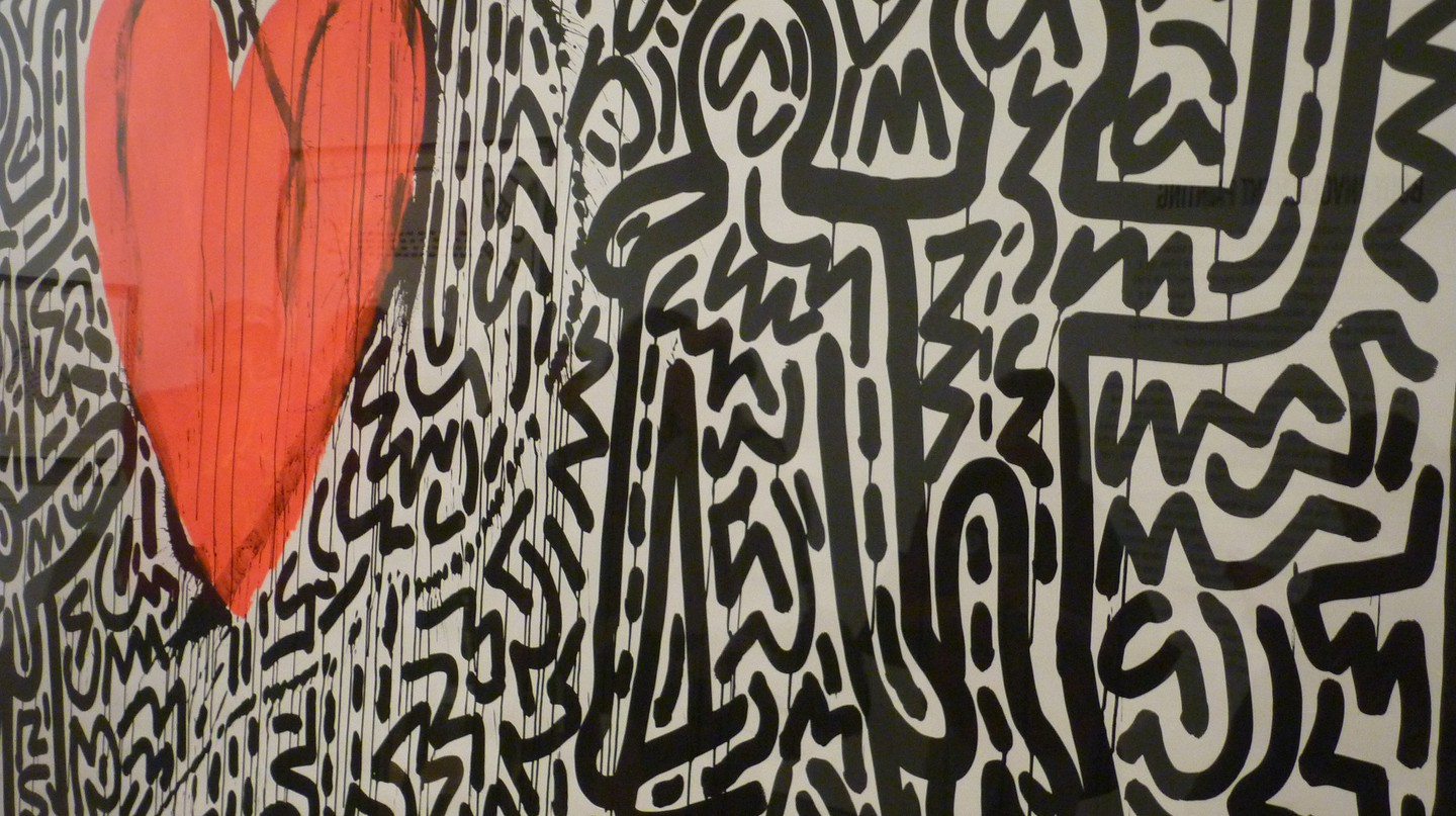 Brooklyn Museum MAR2012 Haring Exhibition 3 | © Mark B. Schlemmer/Flickr