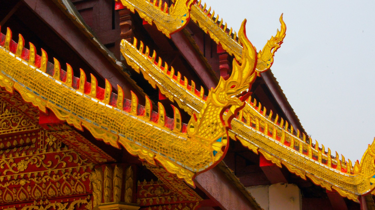Chiang Mai temple | © Evo Flash / Flickr