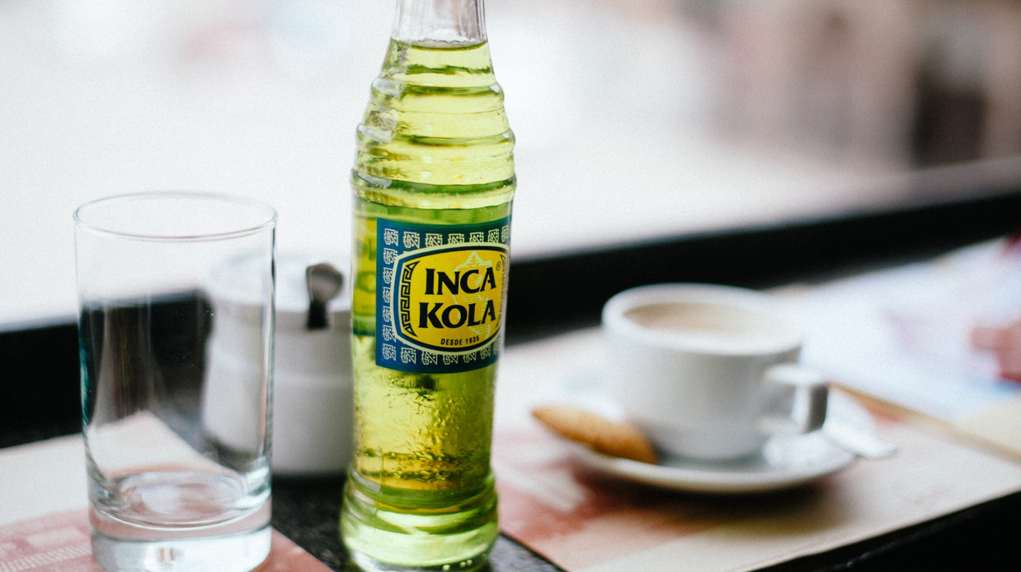 Inca Cola | © erin/Flickr