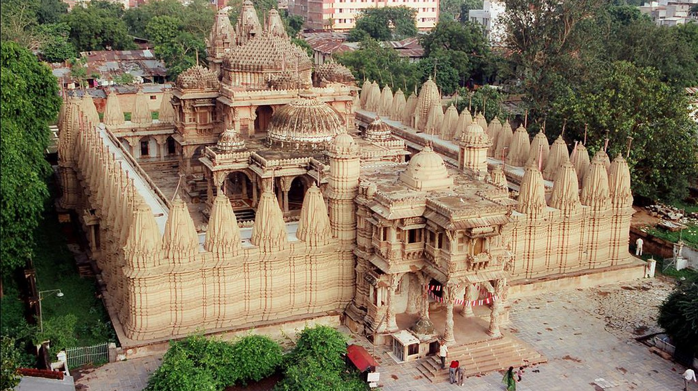 Hutheesing Jain Temple | © Kalyan Shah / Wikimedia Commons