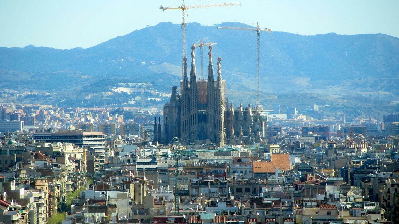 Sagrada Família | ©kai-and / Pixabay