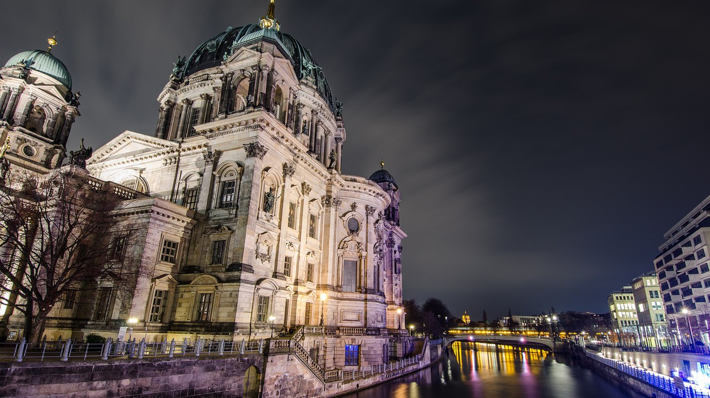Berlin by night | © Kai_Vogel/Pixabay