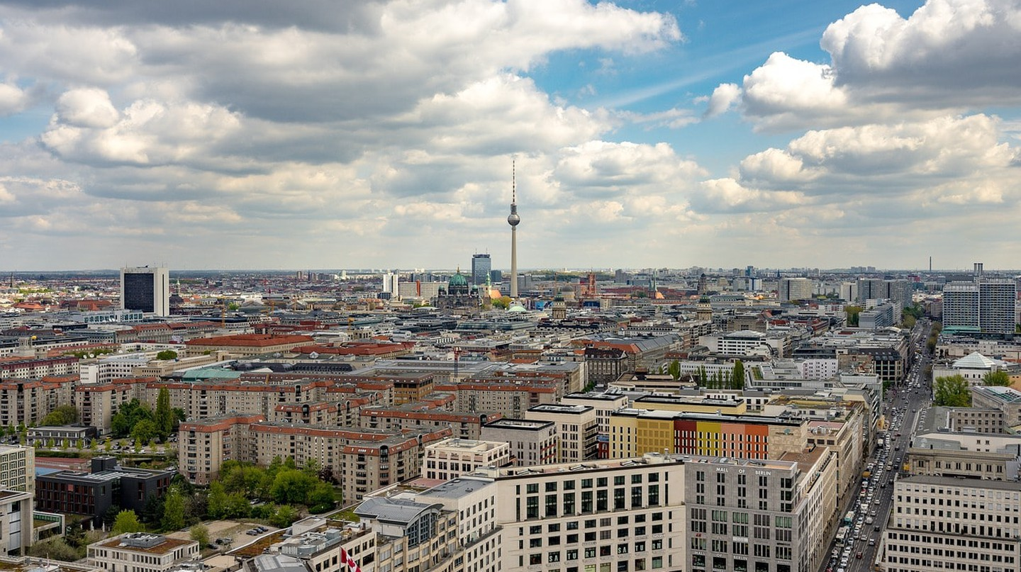 Berlin skyline | © ThomasWolter/Pixabay