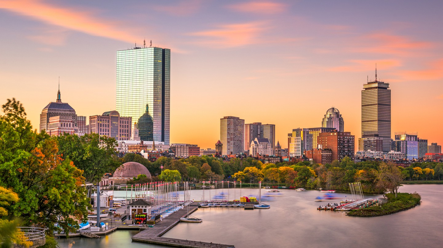 Boston, Massachusetts, USA skyline | © Sean Pavone / Shutterstock