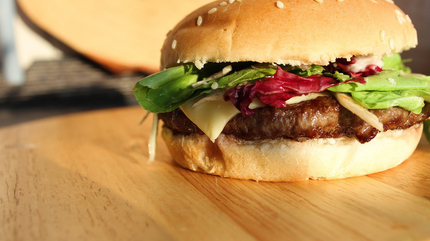 A simple burger can be the best