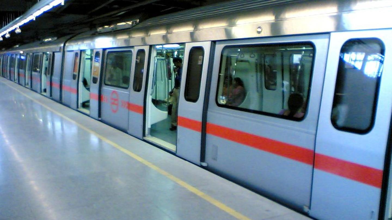 Delhi Metro   © Chippu Abraham / Wikimedia Commons
