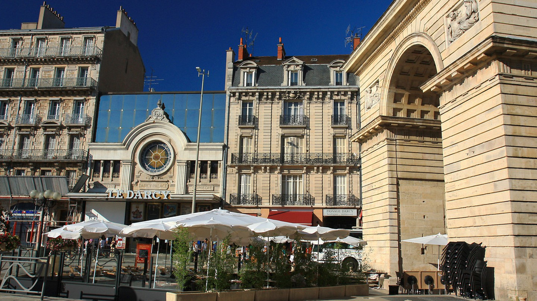 Dijon's historical centre   © Andrea Schaffer / Flickr